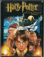 2 DISC SET DVD HARRY POTTER AND THE PHILOSOPHER'S STONE