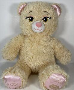 "Build A Bear Workshop Princess BELLE Beauty & the Beast Plush 16"" Disney BAB"