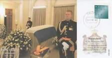 Envelop Royalty OSE-368 - 2002 In Memorium Prins Claus: Het Afscheid