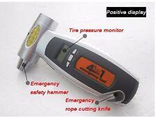 Auto Car Truck Bike Digital LCD Display Tyre Pressure Monitor Tire Gauge Meter