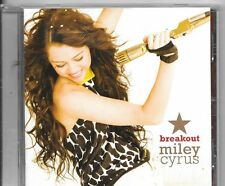 CD ALBUM 12 TITRES--MILEY CYRUS--BREAKOUT--2008