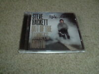 STEVE HACKETT - OUT OF THE TUNNELS MOUTH - CD ALBUM - HAND SIGNED - BRAND NEW