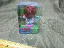 Fisher price little people single Dentist Audrey NIB DR. Doctor woman person toy