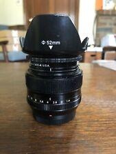 Fujifilm Fujinon XF 35mm f/1.4 R Lens for Fuji X Excellent Condition NO RESERVE