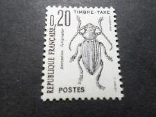 FRANCE 1982, timbre TAXE 104, Insectes Dorcadion neuf**