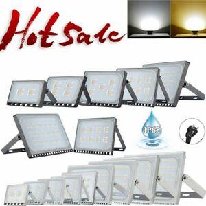 LED Flutlicht Fluter Strahler SMD Au?en Scheinwerfer Lampe 10W 20W 30W 50W 100W