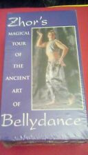Zhor's Magical Tour of the Ancient Art of Bellydance (1998) VHS belly dance NEW