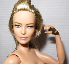 (B) NUDE BARBIE (B) ~ WONDER WOMAN ROBIN WRIGHT ARTICULATED ANTIOPE FOR OOAK