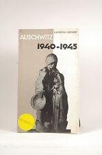 Auschwitz 1940 - 1945 - Smolen, Kazimierz Panstwowe Muzeum Unknown Binding Book