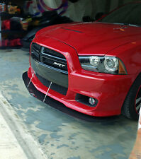 APR Performance Carbon Fiber Front Bumper Wind Splitter Dodge Charger SRT8 11-14
