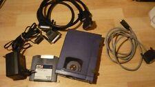lecteur iomega zip 100 + alim + cables + disquette memoire externe sauvegarde