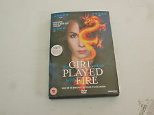Girl Who Played With Fire (DVD, 2011)