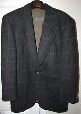 Hugo Boss Easy Line Sport Coat Jacket Blazer 100% Pure Irish Shetland Wool 40R