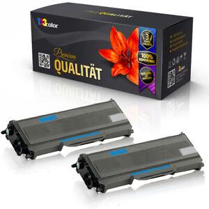 2x XXL kompatible Toner für Brother MFCL2701DW MFCL 2703 DW 2700 TN2320 XL Doppe