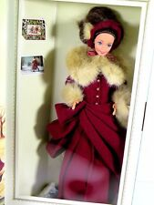 NIB BARBIE DOLL 1994 VICTORIAN ELEGANCE HOLIDAY