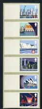POST & GO: SEA TRAVEL - STRIP OF SIX BLANK LABELS