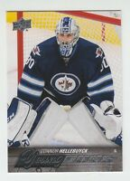 (74840) 2015-16 UPPER DECK YOUNG GUNS CONNOR HELLEBUYCK #214 RC