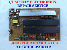 "EBR73561201 or EBR71516301 Y-SUS Boards REPAIR SERVICE LG 60"" TVs"