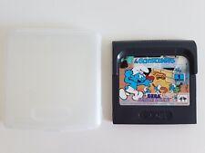 Sega Game Gear LES SCHTROUMPFS The Smurfs