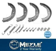 BMW E46 330i,330d Rear Handbrake Shoes with Fitting Kit MEYLE, 34416761292
