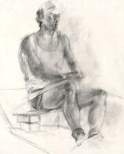 Dessin du XXe siècle et contemporains portrait, autoportrait pour expressionnisme