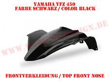 POLISPORT completo rivestimento in nero per Yamaha YFZ 450 04-14 la merce in magazzino