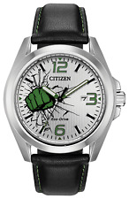 NEW 2019 CITIZEN Marvel The Hulk Eco-Drive Watch with Warranty & Box