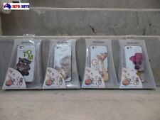 Set of 4 - Konnet HardJAC GRAFFITO Cases for iPhone 5 - Talking Tom/Ben/Giant