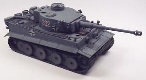 Tamiya 21003 Tiger I 1/35 Scale Assembled & Finished Model Masterwork Collection