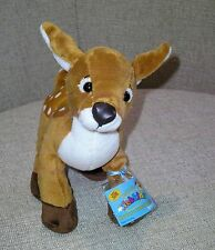 Webkinz Deer - New with Sealed Code (quick to ship) Tan Spotted Fawn