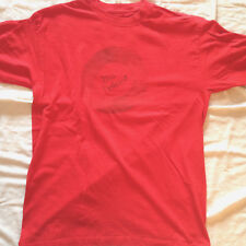 PAUL FRANK ORIGINAL MERCHANDISE RED T-SHIRT W/ GRAPHIC PRINT SZ L