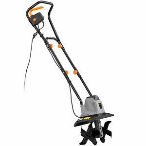 VonHaus Electric Tiller 1050W - Garden Soil Cultivator / Rotavator
