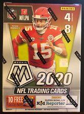 2020 NFL MOSAIC Football - Sealed Blaster Box - Burrow, Herbert, Tua Rookies ?