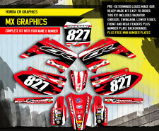 2002 2003 CR 125 250 R GRAPHICS CR125 CR250 CR250R CR125R 125R 250R