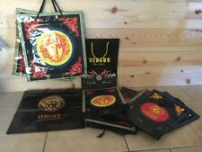 16 Preowned Authentic VERSACE PAPER SHOPPING BAG