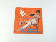 """RAY CHARLES / THE SUPREMES - THINGS GO BETTER WITH COKE - 7"""" 1968 ITALY - Q2 -"""