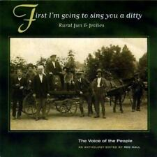 Voice Of The People Vol 7 - First I'm Going To Sing You A Ditty (NEW CD)
