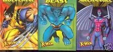 1997 SKYBOX X-MEN SET 50 CARDS