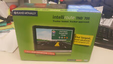 Rand McNally Intelliroute Tnd 700, New But Missing Mount