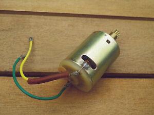 NABUCHI MOTOR ELECTRIC MOTEUR testé, n° 4 fonctionne parfaitement pour TAMIYA