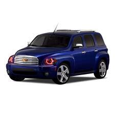 for Chevrolet HHR 06-11 Red LED Halo kit for Headlights