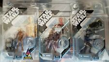 Ralph McQuarrie C3P0 Han Solo Luke Skywalker Concept Signature Series