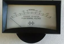 Panel Mount Gauge Voltage Deviation From Nominal Voltage Diy Repair Steam Punk