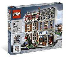 LEGO ESCLUSIVO CREATOR NEGOZIO ANIMALI 10218 NUOVO E IN CONFEZIONE ORIGINALE