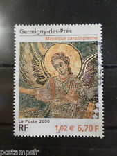 FRANCE 2000, timbre 3358, TABLEAU MOSAIQUE ART GERMIGNY oblitéré, PAINTING STAMP