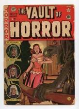 The Vault Of Horror #23 (GD) E.C. Comics 1952 Pre Code Golden Age Horror