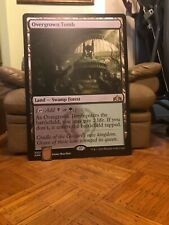 Giant Overgrown Tomb Magic The Gathering Collectible Magicfest oversized card