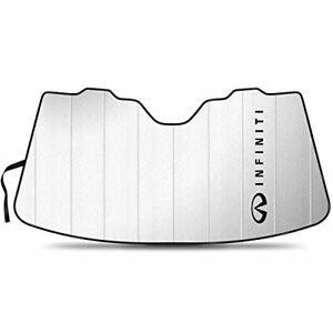 Infiniti Stand-Up Universal Fit Folding Windshield Sunshade G35 G37 Q50 Q60 Q70