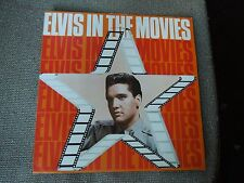 Elvis In The Movies RARE Vinyl LP