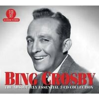 BING CROSBY - THE ABSOLUTELY ESSENTIAL 3CD COLLECTION 3 CD NEW!